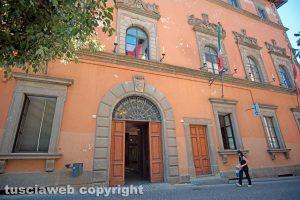 Viterbo - Palazzo Gentili