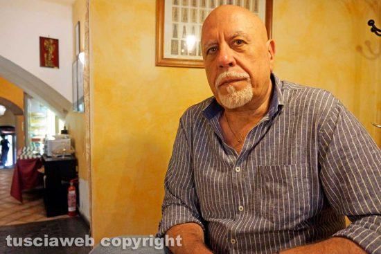Viterbo - Il ristoratore Domenico Vittori