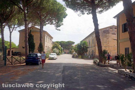 Tarquinia - Il borgo delle Saline
