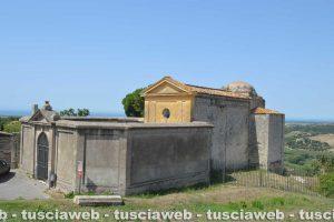 Chiesa di San Giacomo a Tarquinia