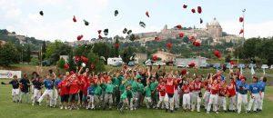 Montefiacone - Festa finale del torneo di Montefiacone baseball