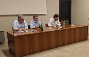 La riunione del coordinamento provinciale
