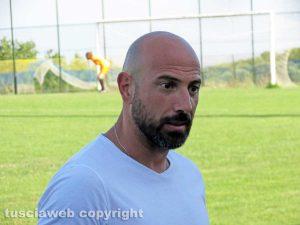 Sport - Calcio - Viterbese - Antonio Calabro Calabro