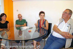 Viterbo - Punto d'ascolto dipendenze allo Spazio attivo Viterbo 2020 - La presentazione