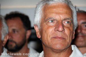 Viterbo - Sodalizio facchini di santa Rosa - Il presidente Massimo Mecarini