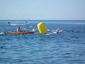 """Tarquinia - SuberAbile - Granfondo di nuoto """"Tutti a mollo"""""""