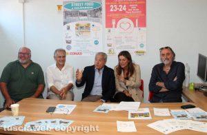 """Viterbo - Presentazione 'cene insieme...nella piazza della solidarietà"""""""