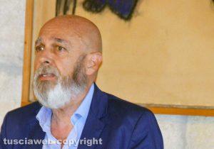 Il sindaco di Civitavecchia Ernesto Tedesco