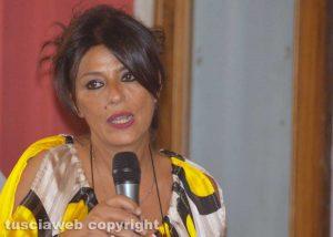 La consigliera comunale di Civitavecchia della Lista Grasso - La svolta Fabiana Attig