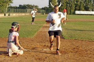 Montefiascone - Il torneo di softball misto