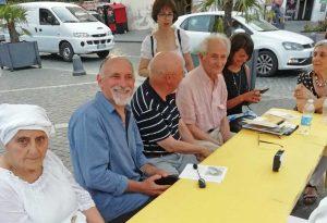 Luciano Dottarelli, Aurelio Rizzacasa, Fabio Caporali, Svetlana Moraru