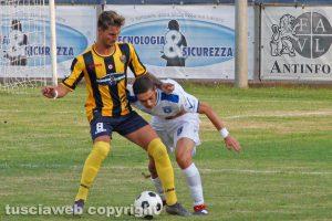 Sport - Calcio - Viterbese - Daniel Bezziccheri