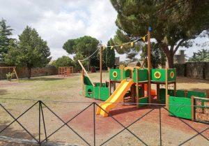Tuscania - Il parco giochi Tana libera tutti