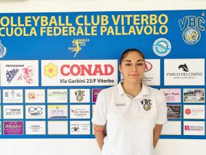 Sport - Pallavolo - Vbc Viterbo - Rachele Pasquali