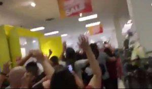 Sparatoria a El Paso - La fuga dal centro commerciale