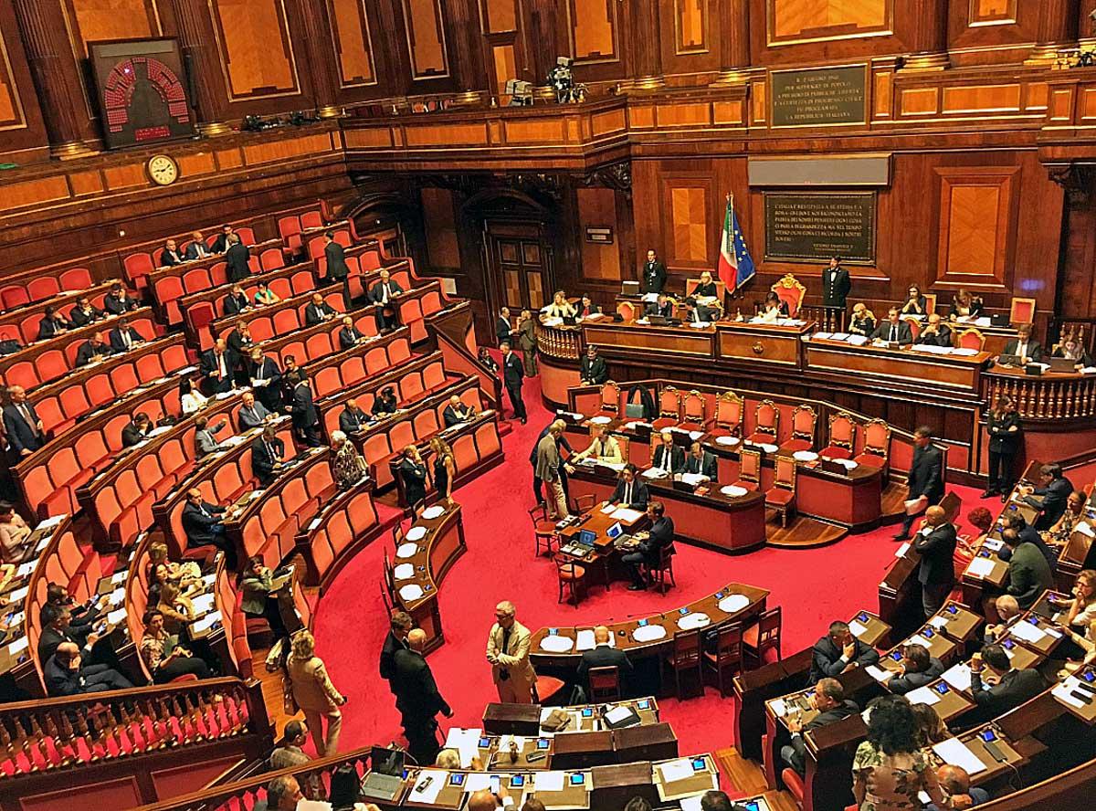 Senato Calendario.Crisi Di Governo Domani Il Senato Vota Sul Calendario