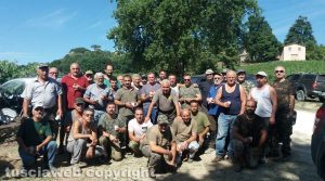 Cacciatori e agricoltori a Civitella D'Agliano
