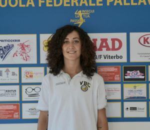 Viterbo - Angelica Capotosti, Vbc volley