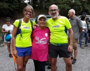 Viterbo - La 'Camminata sotto le stelle' promossa dalla Asd Viterbo runners