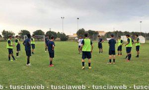 Sport - Calcio - L'allenamento del Montalto