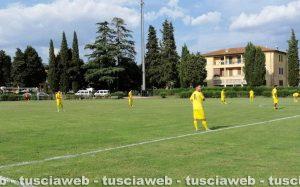 Sport - Calcio - La Vigor Acquapendente in campo