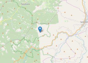 Terremoto tra Forlì e Cesena