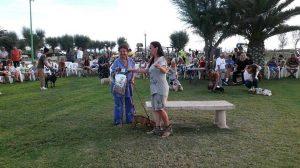 Tarquinia - Esposizione canina a Marina Velca