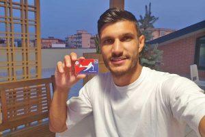 Sport - Calcio - Tuia e Sernicola lanciano la campagna abbonamenti della Flaminia