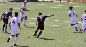 Sport - Calcio - Monterosi - I biancorossi in azione