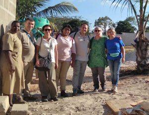 I missionari vetrallesi nel loro viaggio in Tanzania
