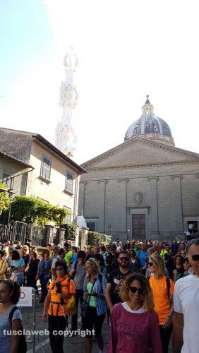 Viterbo - Il trekking urbano sui luoghi della tradizione e del culto di Santa Rosa