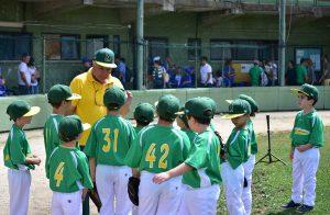 Montefiascone - I ragazzi di Montefiascone baseball