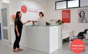 Il centro medico Santa Rosa