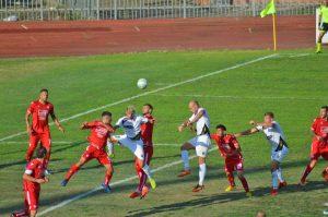 Sport - Calcio - La partita Piacenza-Viterbese
