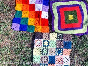 Il tappeto del mondo - Le stoffe da Cura di Vetralla