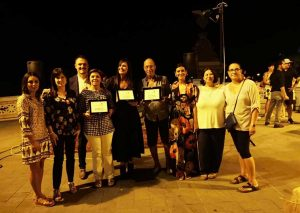 Tarquinia - La premiazione del concorso per la vetrina più bella tra quelle del centro storico