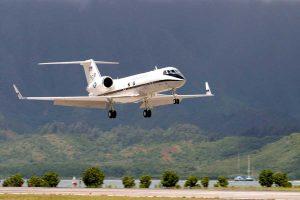Un jet privato