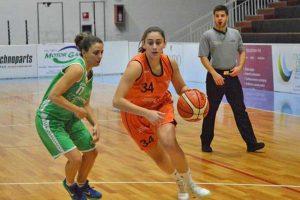Sport - Pallacanestro - Anna Schembari