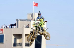 Sport - Motocross - Alessandro Lupino in gara in Turchia