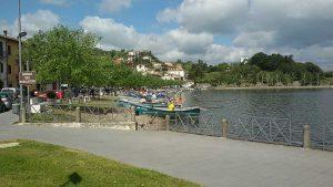 Marta - Lago di Bolsena
