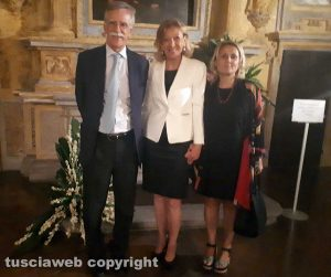 Luciano Panzani, Maria Rosaria Covelli e Paola Conte
