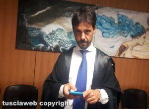Il sostituto procuratore Michele Adragna