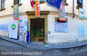 """Viterbo - L'istituto comprensivo """"Carmine"""" per il Friday for future"""