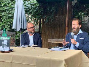 Mauro Rotelli e Paolo Bargiggia