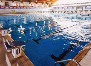 Viterbo - La piscina comunale