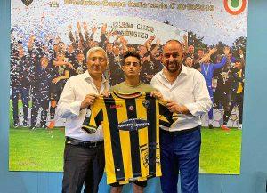 Sport - Calcio - Viterbese - Under 17 - Alessio Cannizzaro