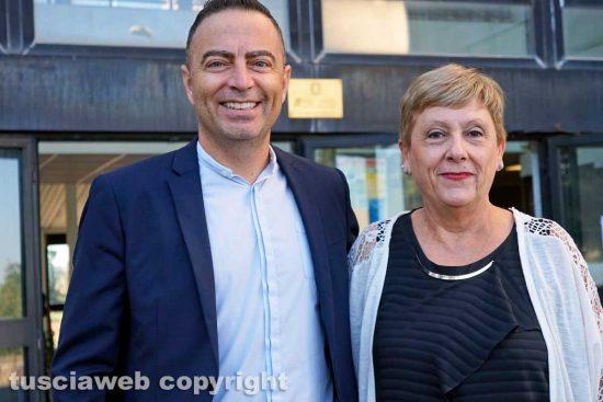 Vetralla - Pietro Nocchi e Andreina Ottaviani