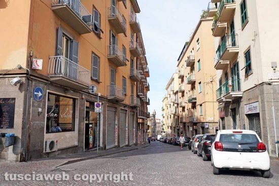 Viterbo - Via Garibaldi