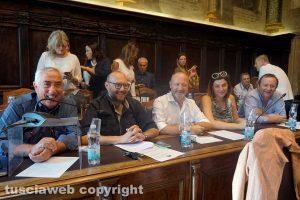 Scardozzi, Bianchini, Buzzi, Minchella e Grancini