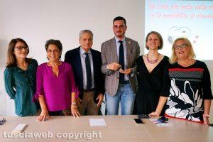 Viterbo - La presentazione di Match it now dell'Admo